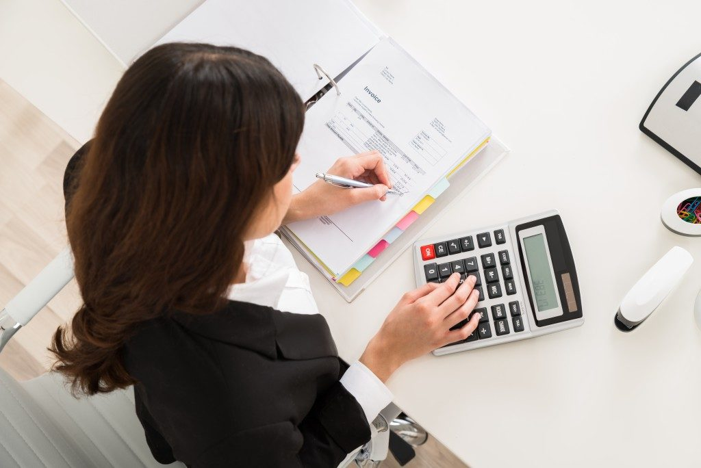 Hired Accountant